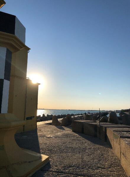 Faro Punta Sabbioni