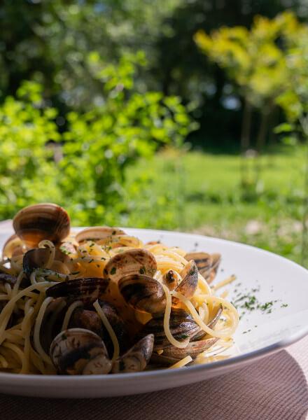 Ca Savio Restaurant-spaghetti