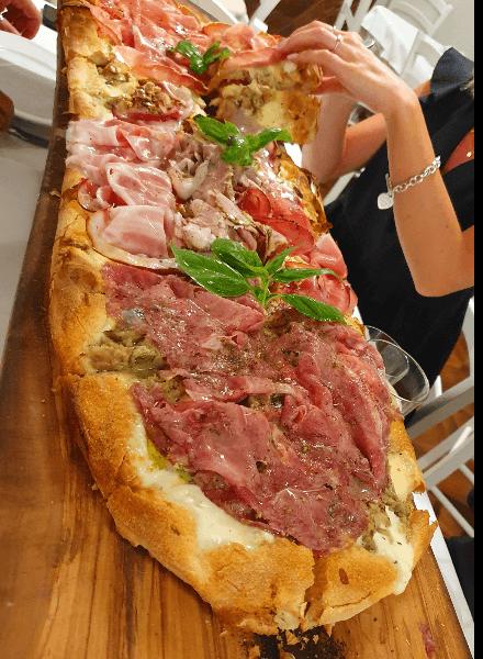 Laguna pizza cavallino