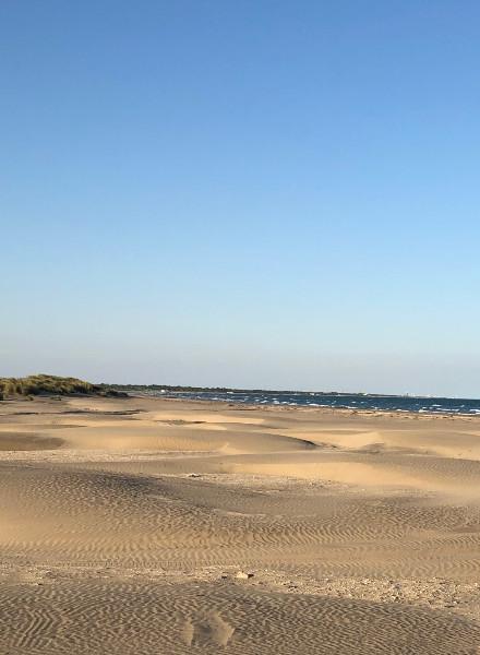 Spiaggia Punta Sabbioni