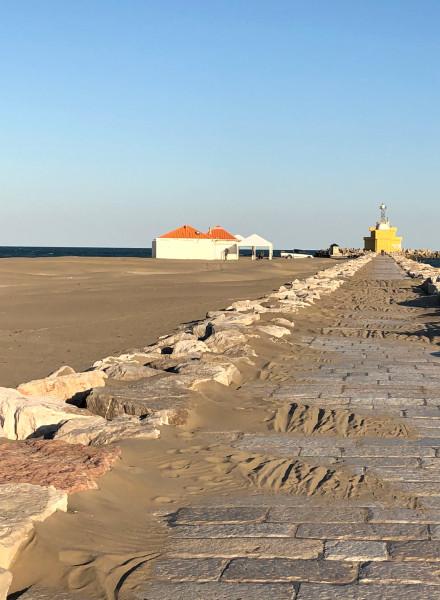 spiaggia di punta sabbioni